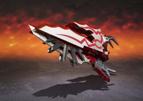 超合金 モンスターハンター G級変形 リオレウス 武器