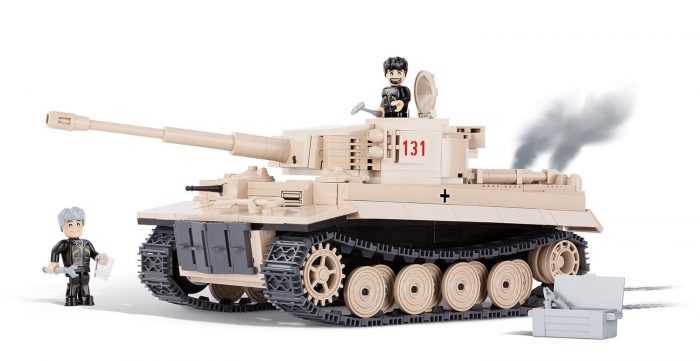 #2477 ドイツ軍 タイガー131 VI号戦車ティーガー I E型 Sd.Kfz.181 Tiger I (nr.131)