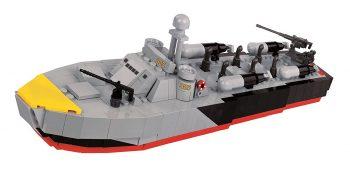 #2376 アメリカ軍 高速魚雷艇 PT-305 Patrol Torpedo Boat