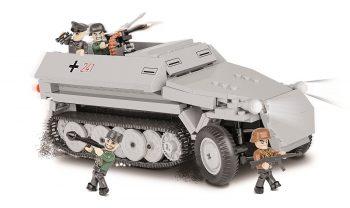 #2442 ドイツ軍 装甲車Sd.Kfz.251 Hanomag