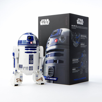 App-enabled Droid R2-D2