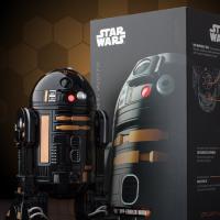 スター・ウォーズ R2-Q5 ロボットトイ sphero