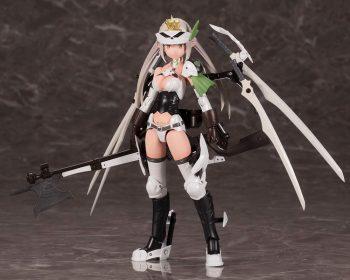 「武装神姫」と「メガミデバイス」のコラボ第1弾!『猟兵型エーデルワイス』