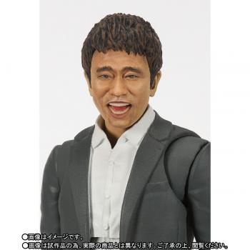 S.H.Figuarts 浜田雅功 笑顔