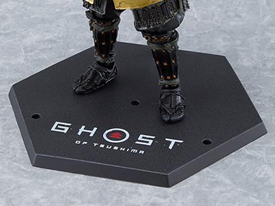 figma 境井仁 「Ghost of Tsushima」ロゴ入りLサイズfigma台座