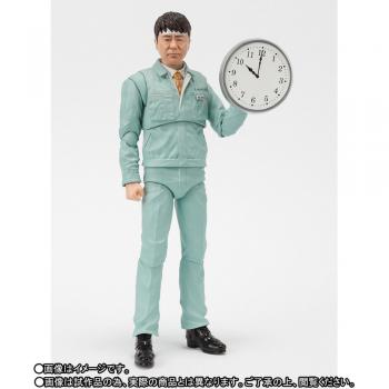 S.H.Figuarts ゲームセンターCX 有野課長(いけそう缶Ver.)運命の時計