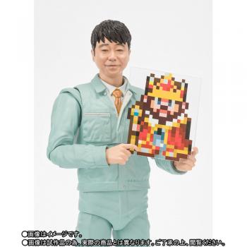 S.H.Figuarts ゲームセンターCX 有野課長(いけそう缶Ver.)王様プレート