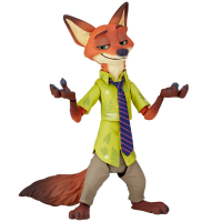 figure complex ムービー・リボ Nick Wilde ニック・ワイルド