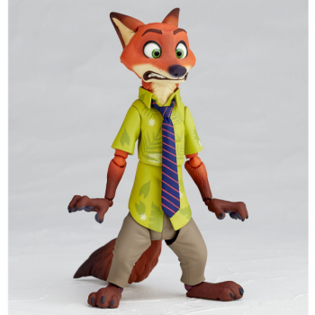figure complex ムービー・リボ Nick Wilde ニック・ワイルド 驚き顔