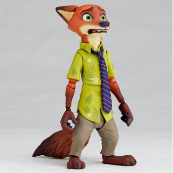 figure complex ムービー・リボ Nick Wilde ニック・ワイルド 怯え