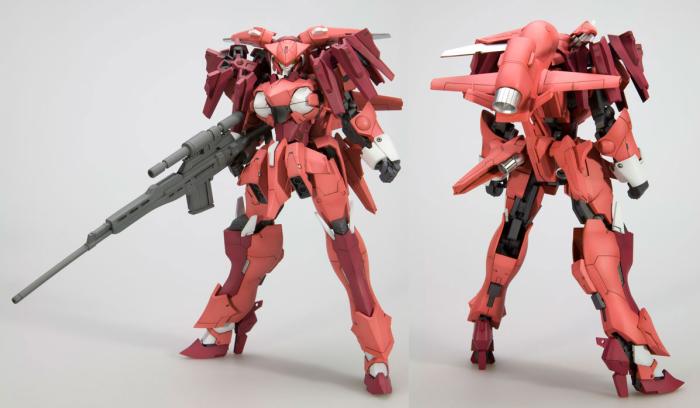 フレームアームズ 1/100 SA-17 ラピエール:RE