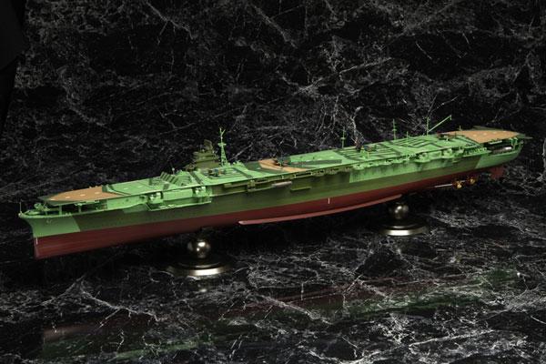 1/350 艦船モデルSPOT 旧日本海軍航空母艦 瑞鶴(捷一号作戦/搭載機実数65機付き)