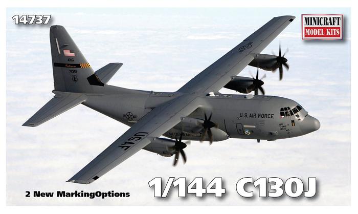 アメリカ空軍 C-130J スーパーハーキュリーズ