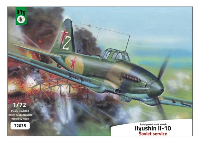 1/72 イリューシンIl-10 1944年型 「ソ連」