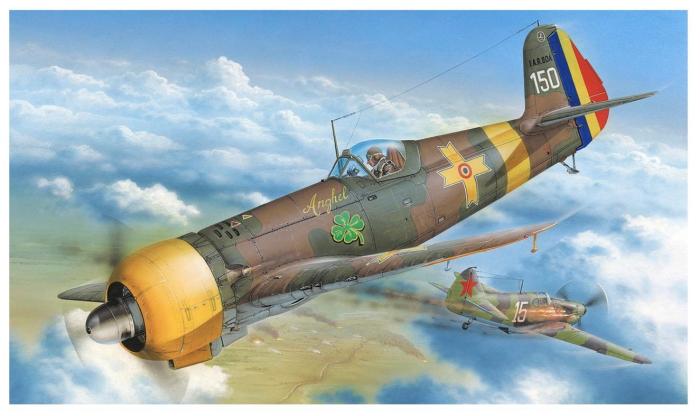 1/32 IAR-80A 「後期型」