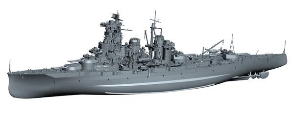 1/350 艦船シリーズNo.13 日本海軍戦艦 榛名 昭和19年/捷一号作戦