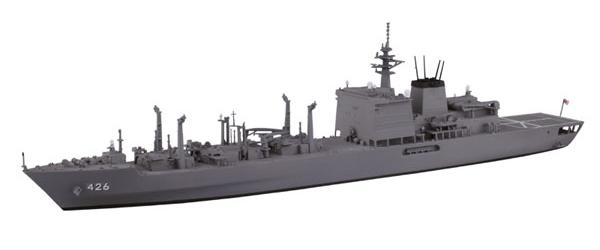 1/700 ウォーターライン No.034 海上自衛隊補給艦おうみ