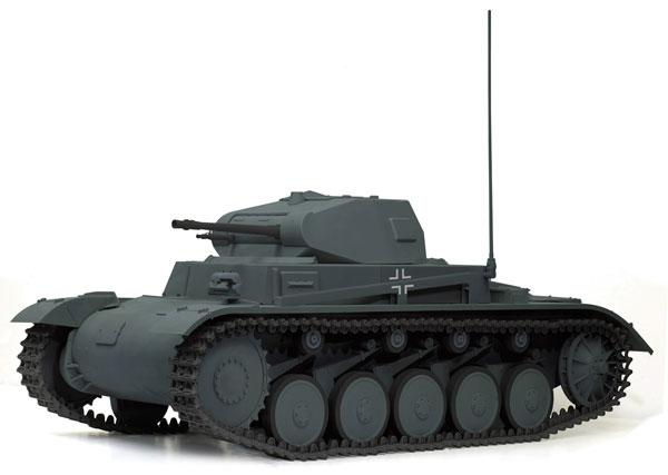 1/6 WW.II ドイツ軍 軽戦車 II号戦車 B型