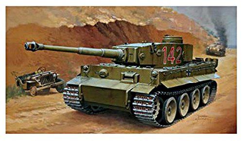 1/72 ドイツ軍 6号戦車 タイガー1
