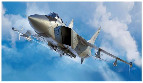 1/72 MiG-31M フォックスハウンド