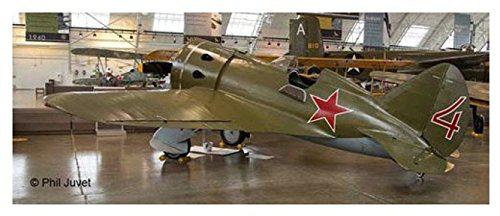 1/32 ソビエト空軍 ポリカルポフ I-16 Rata