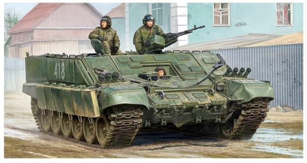 1/35 ロシア連邦軍 BMO-T重装甲兵員輸送車