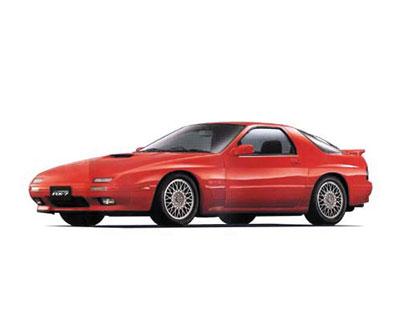 ザ・モデルカー No.64 1/24 マツダ FC3S サバンナRX-7 '89