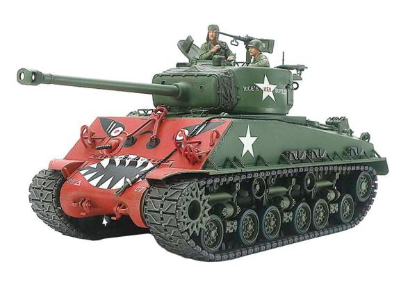 1/35 ミリタリーミニチュアシリーズ No.359 アメリカ戦車 M4A3E8 シャーマン イージーエイト 朝鮮戦争