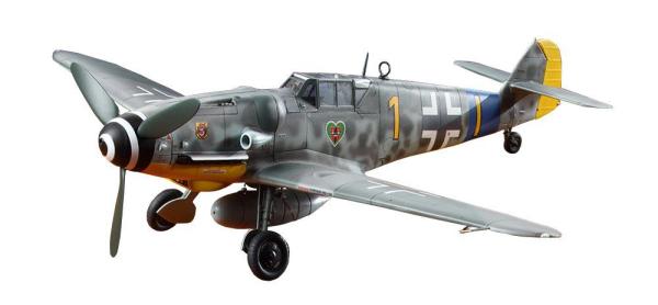 1/48 傑作機シリーズ No.117 ドイツ空軍 メッサーシュミット