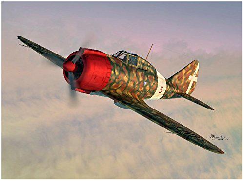1/72 イタリア空軍 レジアーネ Re.2000 GA ファルコ