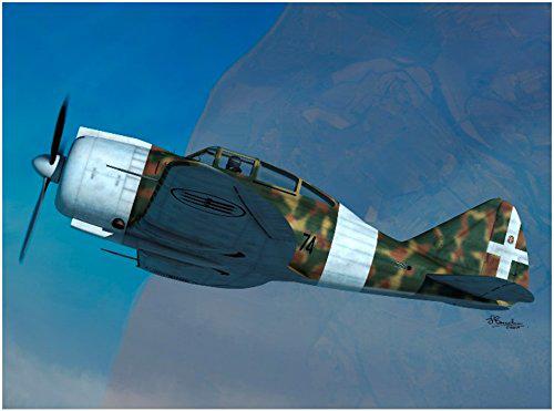 1/72 イタリア空軍 レジアーネ Re.2000 ファルコ