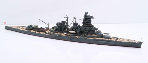 1/700 特シリーズ No.76 日本海軍高速戦艦 榛名 昭和19年(捷一号作戦)