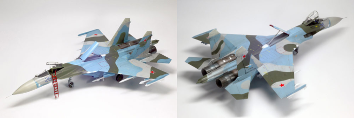 "1/72 Su-27SM フランカーB ""黒海フロント"""