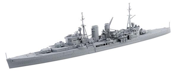 1/700 ウォーターライン 限定 英国重巡洋艦 エクセター スラバヤ沖海戦