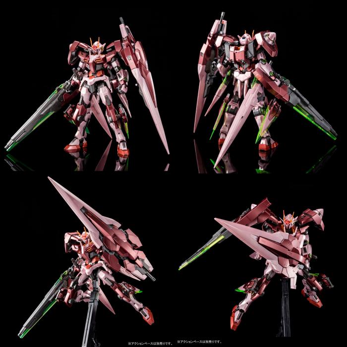 MG 1/100 ダブルオーガンダム セブンソード/G (トランザムモード)[スペシャルコーティング]