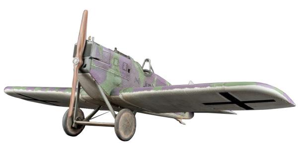 1/32 第一次世界大戦 ドイツ ユンカース D.1 戦闘機