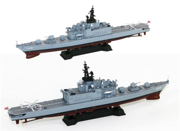1/700 海上自衛隊 護衛艦 DDH-142 ひえい