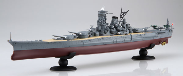 1/700 艦NEXTシリーズ No.12 日本海軍戦艦 武蔵 (改装前)