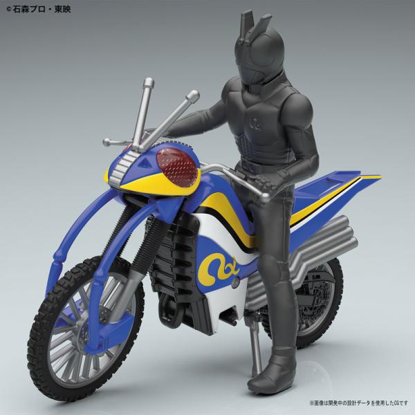 メカコレクション 仮面ライダーシリーズ アクロバッター
