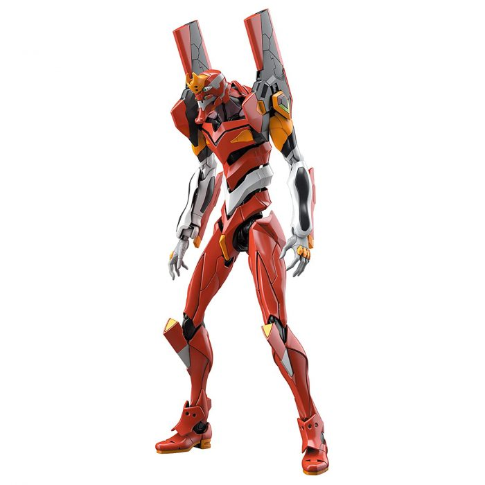 RG エヴァンゲリオン 汎用ヒト型決戦兵器 人造人間エヴァンゲリオン 正規実用型 2号機(先行量産機)