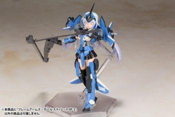 フレームアームズ・ガール スティレット XF-3