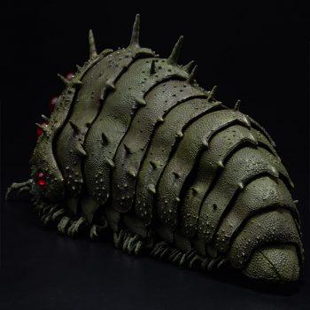 タケヤ式自在置物 王蟲