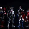 タツノコヒーローズ ファイティングギアが『Infini-T Force』仕様となって再登場【千値練】